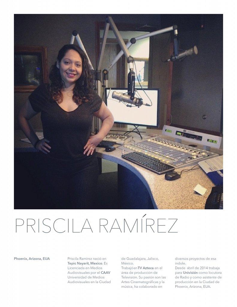 Priscila Ramirez
